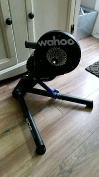 Wahoo Kickr cycling trainer Reston, 20190