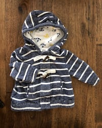 3-6 month boys jackets