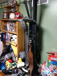 gray and black elliptical trainer Rochester, 14625
