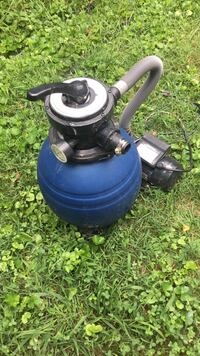 Pool Sand Filter and pump Silver Spring, 20910
