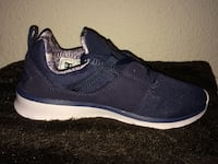zapatillas DC low-top azules