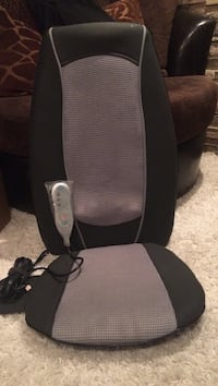 black and grey massage chair Laval, H7K