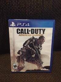 Ps4 Call of Duty Advanced Warfare (mint) McMurrich/Monteith