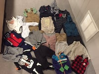 6-12 month clothes- great condition! Fairfax, 22032