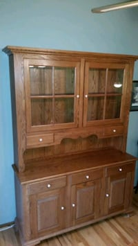 Solid Oak Cabinet  Columbia, 21046