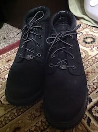 Timberland suede black boots 2348 mi