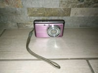 fotocamera rosa Sony Cyber-shot point-and-shoot 7229 km