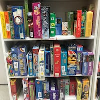 Puzzles and board Games n16 Toronto
