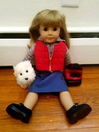 American Girl Doll, Dog, and 11 Outfits Saint Paul, 55108