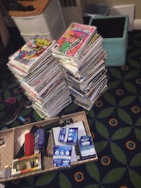 Comics 500 of them 300 first issue Brantford, N3S 3T3