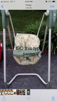 Looking for this type swing Knoxville, 37924