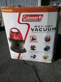 Coleman Wet/Dry Vac Clifton