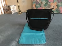 New Black and blue Diaper Bag Niagara Falls, L2H 2C6