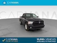 2014 Ram 1500 Regular Cab pickup Express Pickup 2D 6 1/3 ft Gray Petersburg