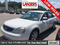 2006 Ford Five Hundred SEL Rogers, 72758