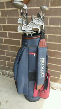 MacGregor golf club set