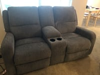Charcoal loveseat  Charlotte, 28277