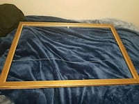 Golden Picture Frame 39 by 27 in.  Normal, 61761