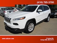 2015 Jeep Cherokee for sale Owings Mills