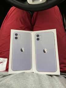 2 iphone 11 purple
