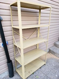 Metal shelf storage stand Chestermere, T1X 0A9