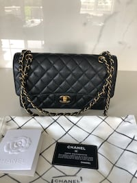 Authentic Classic Chanel Flap Bag Toronto, M4G 0A9