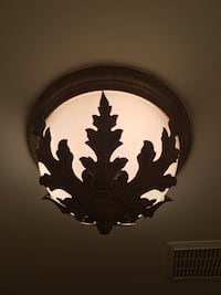 French Country Living Ceiling Light, set of 3 21 km