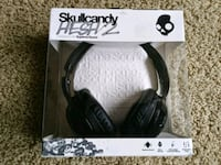 Skullcandy Hesh 2 Bluetooth Wireless Over-Ear Head Modesto, 95355