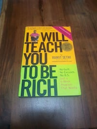I Will Teach You to be Rich book