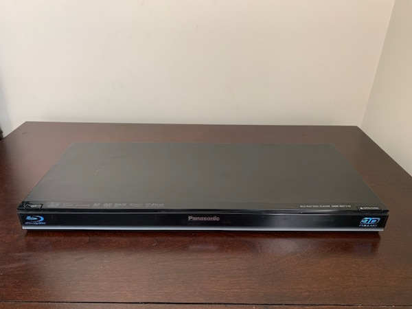 Panasonic blue ray player in great condition
