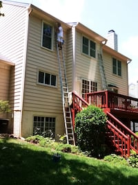 Contracting      Interior, exterior commercial and residential painting work free estimates Silver Spring