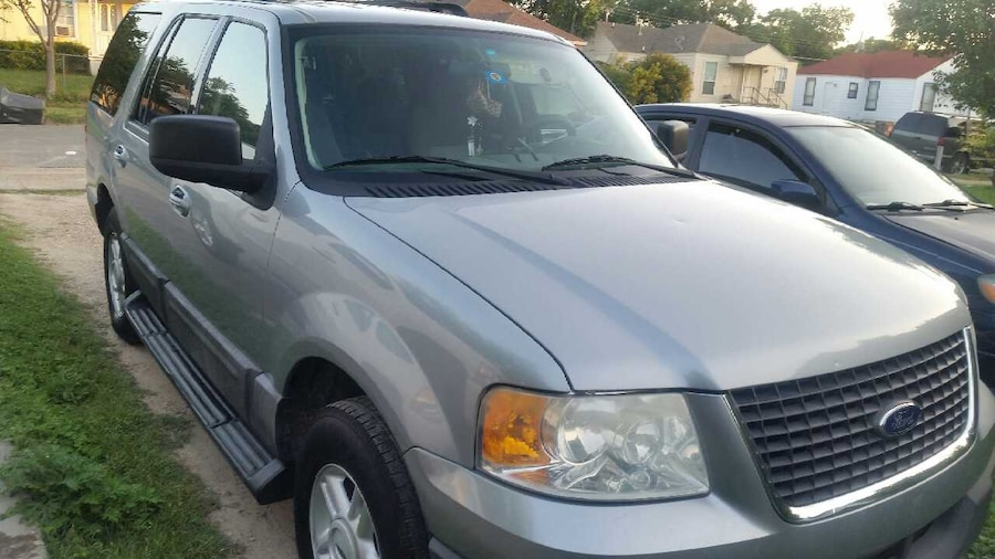 used 06 ford expedition fully loaded 3rd row seat seats in dallas. Black Bedroom Furniture Sets. Home Design Ideas