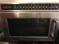 Commercial Grade Gray stainless steel microwave oven Frederick, 21703