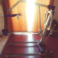 black and red exercise equipment Victorville, 92394