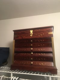 Jewelry box Rockville, 20850