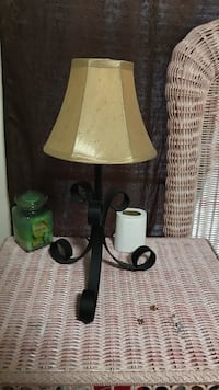 black and brown table lamp Syracuse, 13208