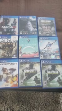 PS4 games Lakewood, 80226