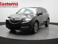 2016 Acura MDX w/Technology Sterling, 20166