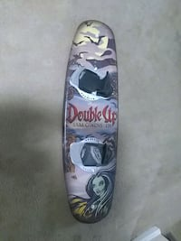 Double up Sam Owens 135 wake board