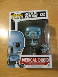 Funko POP! Medical Droid 212 (Exclusive Metallic) Surrey, V4P 1C4