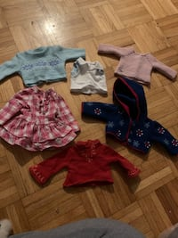 American doll clothing