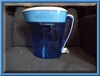 $10 ZEROWATER 12 CUP FILTRATION PITCHER SALE Like New Filtered Clean Water & TDS Meter ❃ Berks County Fleetwood
