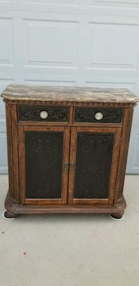 VERY NICE LARGE TUSCANY BUFFET/HUTCH W/ MARBLE TOP Boise, 83709