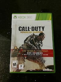 Call of Duty for XBOX 360