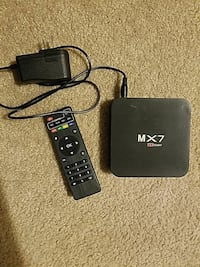 Android tv box Columbia