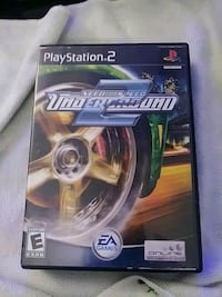 PS2 console game San Jose, 95120