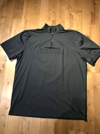 Authentic Burberry quarter zip  North Vancouver, V7L 1A1