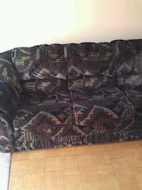 Bad boy's sofa and love seat Richmond Hill, L4S 1X5