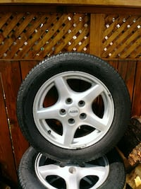 Tires and Rims Windsor, N9A 2R4