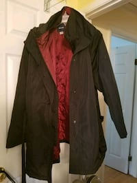Raincoat size 2X womens Annandale, 22003